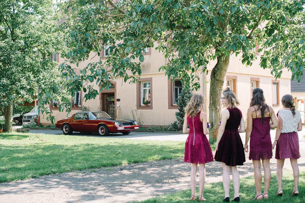 sommerhochzeit bridesmaids frankfurt