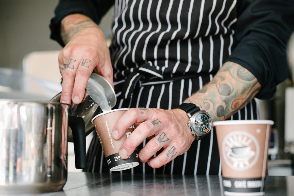sommerhochzeit kaffeewagen coffee bay giessen