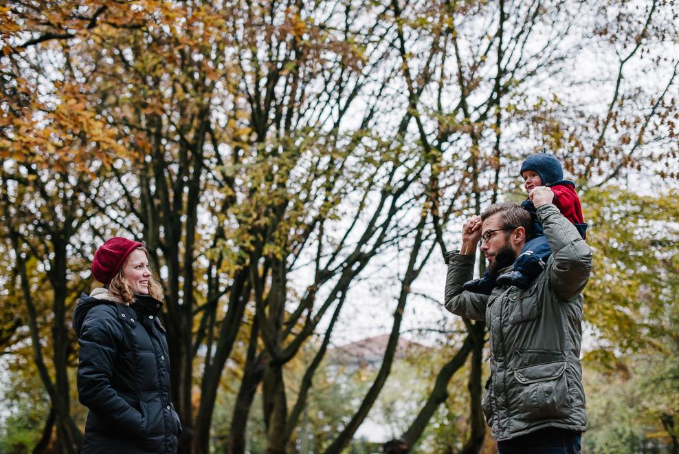 familienfotos im herbst draussen fotografin marburg