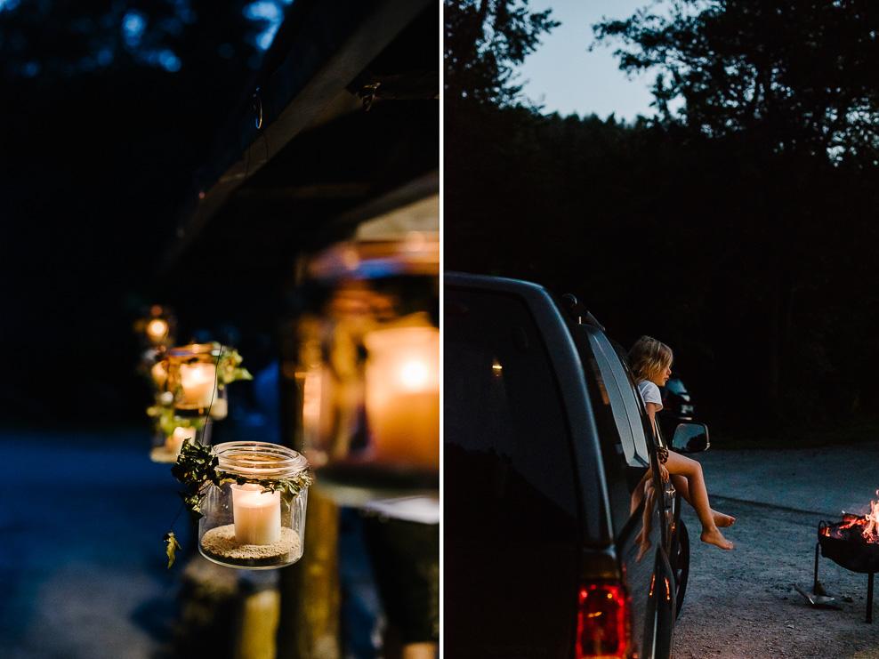 sommerhochzeit waldhütte hochzeitsfotografie