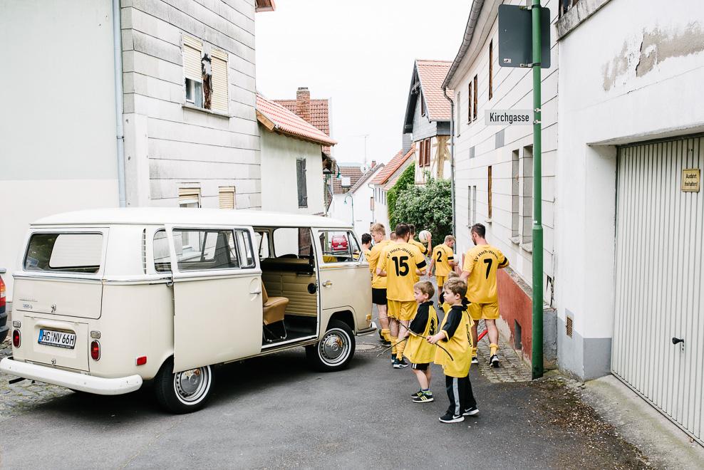 hochzeit vw bus frankfurt