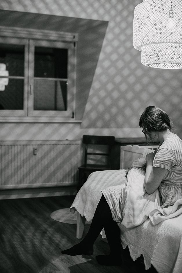 kuenstlerische familienfotografie mama in leipzig