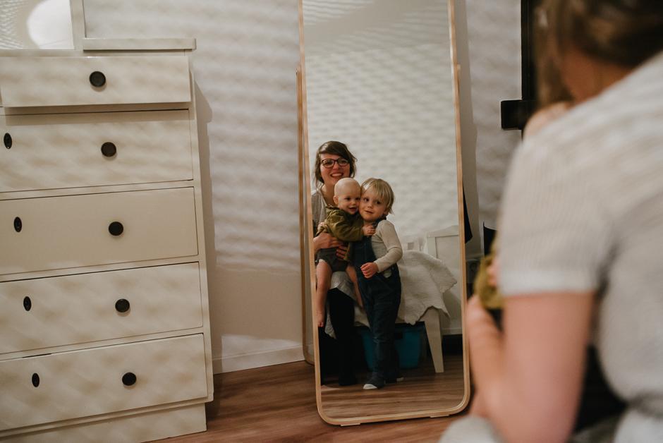 authentische familienfotografie