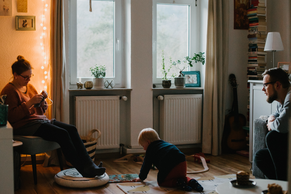 dokumentarische familienreportage familienfotos