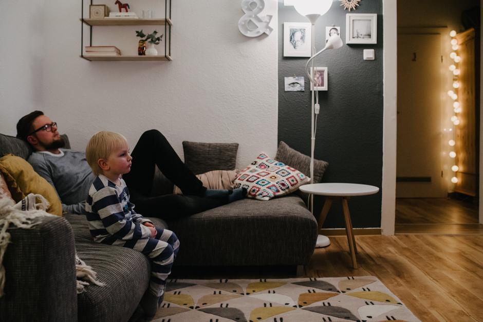 schlafen gehen familienrituale dokumentarische familienfotografie