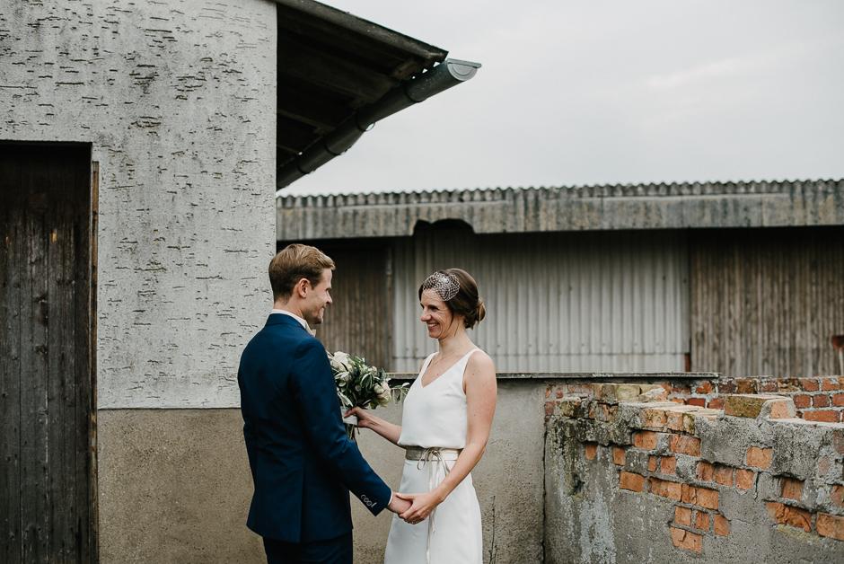First Look Hochzeit Marburg