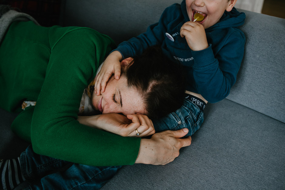 liebevolle familienfotografie